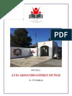 Libreta Comunicaciones Escuela