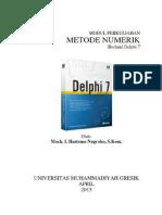 Modul Delphi 7