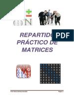 Repartido Practico de Matrices