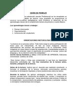 Guias de Trabajo Sep 2010 Fundamentacion