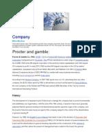 P&G Company