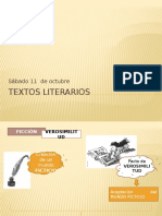 Textos Literarios 18 10