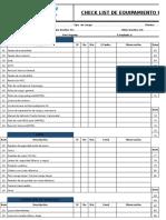 Check List de Tractos y Vehiculos menores..xlsx