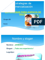 Estrategias Para Agencia de Viajes.ppt