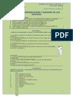 SISTEMA NEUROENDOCRINO Y ORGANOS DE LOS SENTIDOS