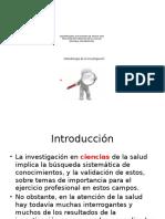 Generalidades Investigacion