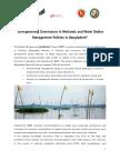 Giz2014 en Strengthening Governance Wetlands Bangladesh