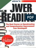 Power Reading Techniques