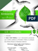 Direito Ambiental  seminario