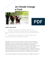 Bangladesh Climate Change Resilience Fund