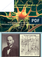 membranas e mielina