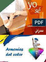 ARMONIAS DEL COLOR