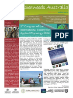 Seaweeds Australia Newsletter - Issue 3.2, Nov 2013