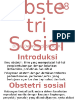 Obstetri Sosial 2003