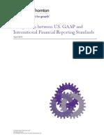 US GAAP x IFRS
