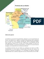 Provincia de Los Santos