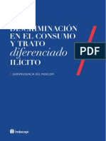 Discriminación del Consumo en el  Perú