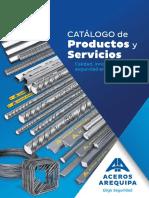 catalogo de productos estructuras