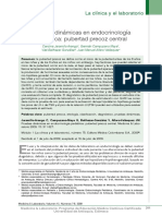 PRUEBAS DIAGNOSTICAS ENDOCRINOLOGIA
