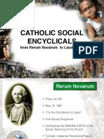 Encyclicals (1)
