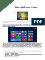 Windows 8 Alguns