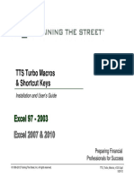 TTS Turbo Macros v12.0