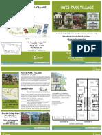 Hayes Duplex Brochure