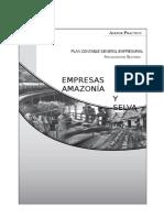 Inversion en La Amazonia
