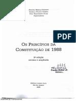 O Princípio Da Solidariedade - Maria Celina Bodin de Moraes