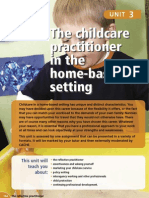 The Childcare Practitioner in the Home-based Setting