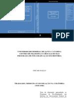 Trabalho, Medicina e Legislação Na Colombia 1910-1946 (Final Biblioteca)