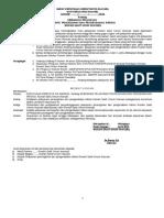 Kebijakan Direktur Rs Imanuel TGL 06 Mei 2015