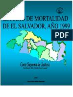 Anuario homicidios El Salvador 1999-2010