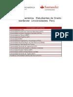 Universidad del peru