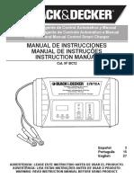 Bc12 Manual Black and decker