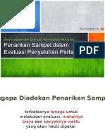 penarikan-sampel Evaluasi Program Pertanian