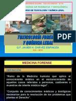 toxicologia forense criminalistica