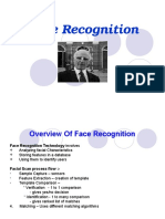 Face Recognition - Biometrics