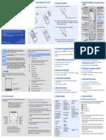 Manual Celu SamsungSGH-C166