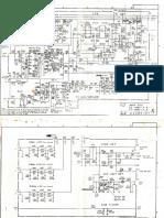 Furuno FS 1000 Schematic Diagram Lengkap