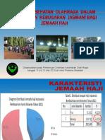 PEMBINAAN KEBUGARAN HAJI 2015.ppt
