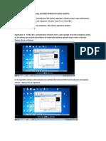 Informe de Instalación Del Sistema Operativo Linux Ubuntu