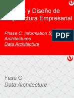 Unidad 2 - Arquitectura de Datos
