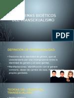 Bioética del Transexualismo