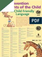 Children's Rights In Child Friendly Language