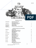Rasmussen & Cavoto - Language and Prehistory (1999)