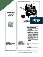 Sears Air-Comp. L0803436
