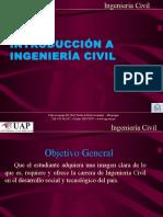 Introducción a Ingeniería Civil