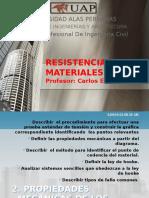 Resistencia de Materiales- Cap 2-1 - Uap