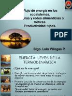 Clases 6, 7 y 8 Ecología 2016